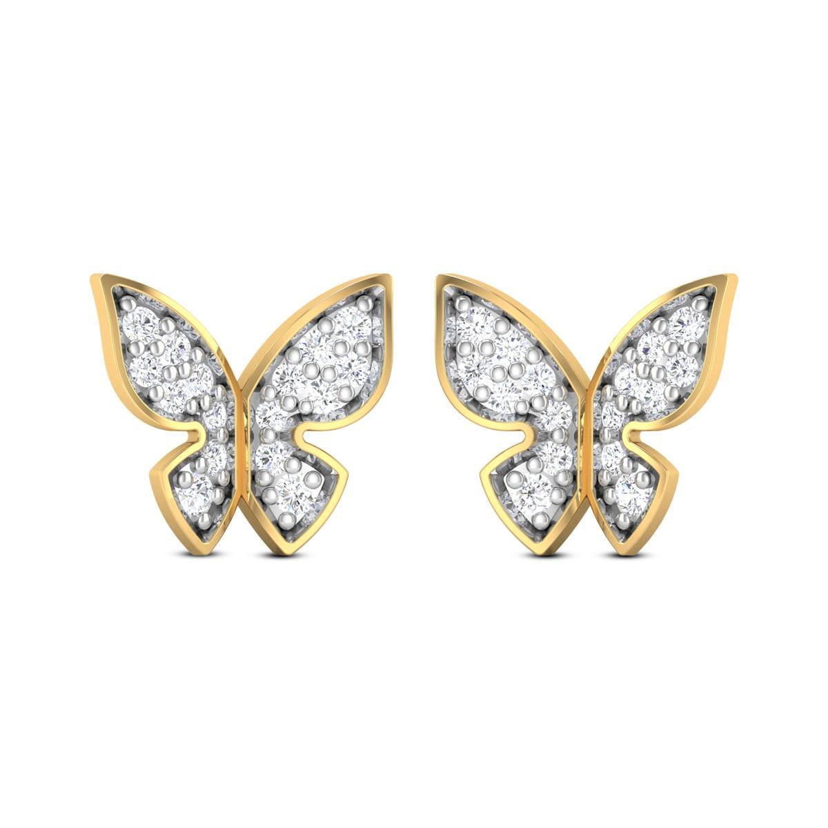 Tulia Diamond Earrings