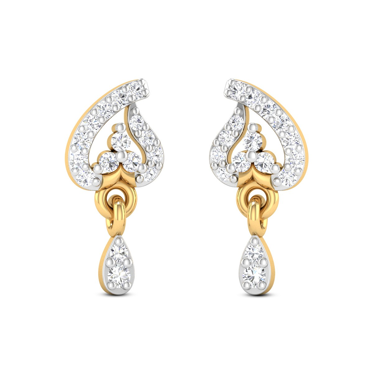 Angita Diamond Earrings