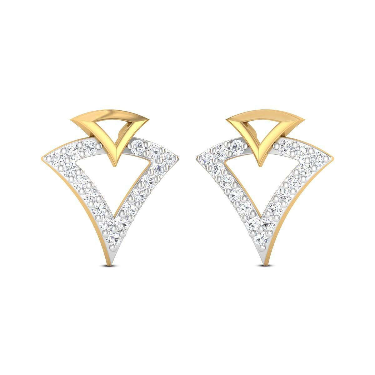 Laentina Diamond Earrings