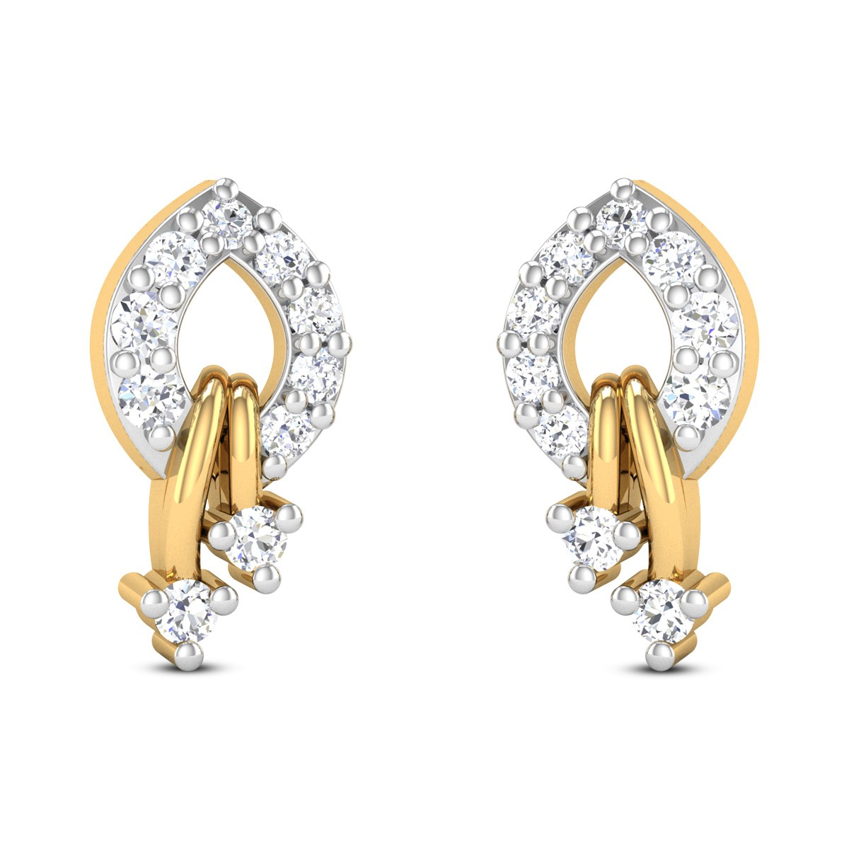 Moria Diamond Earrings