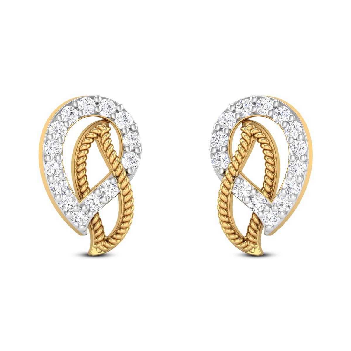 Neco Diamond Earrings