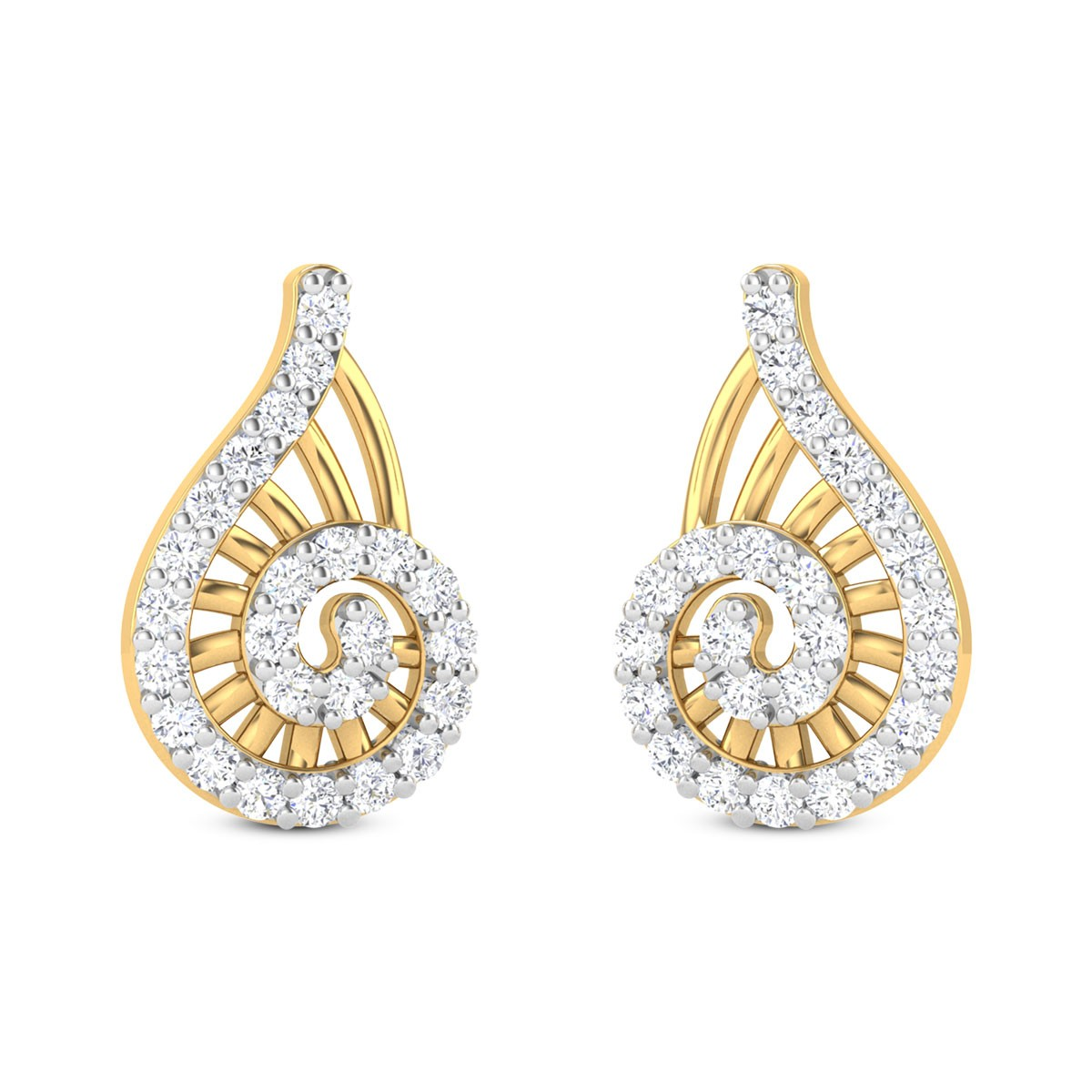 Asya Diamond Earrings