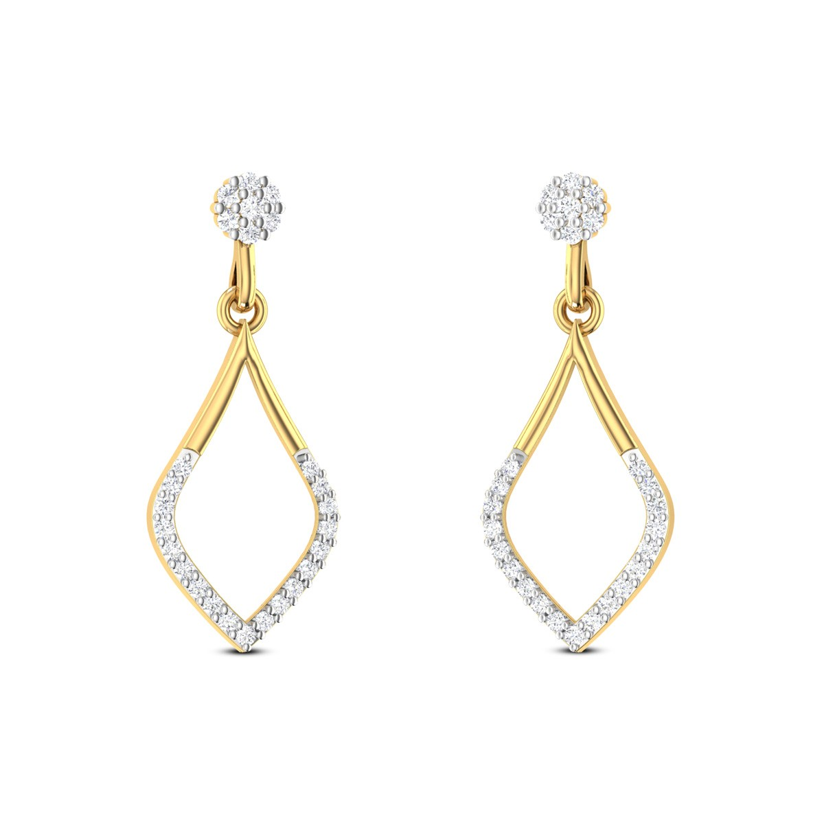Avon Diamond Earrings
