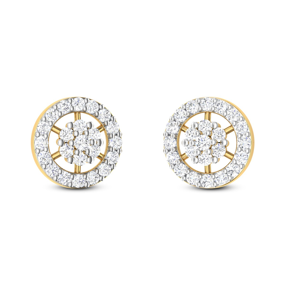 Belinda Diamond Earrings
