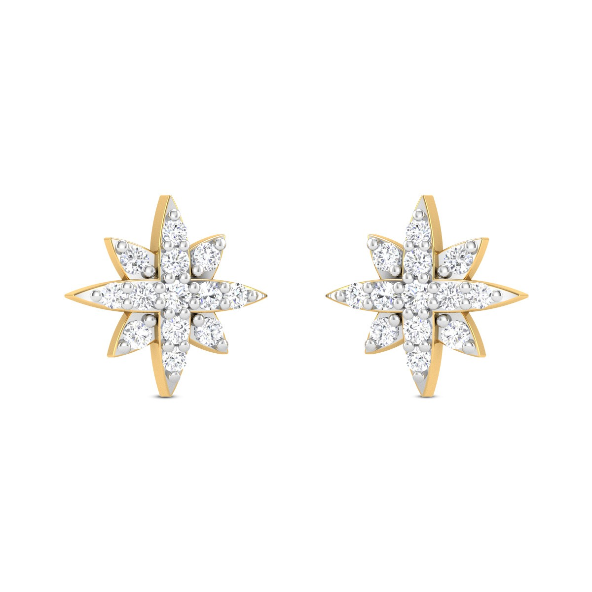 Belladonna Diamond Earrings