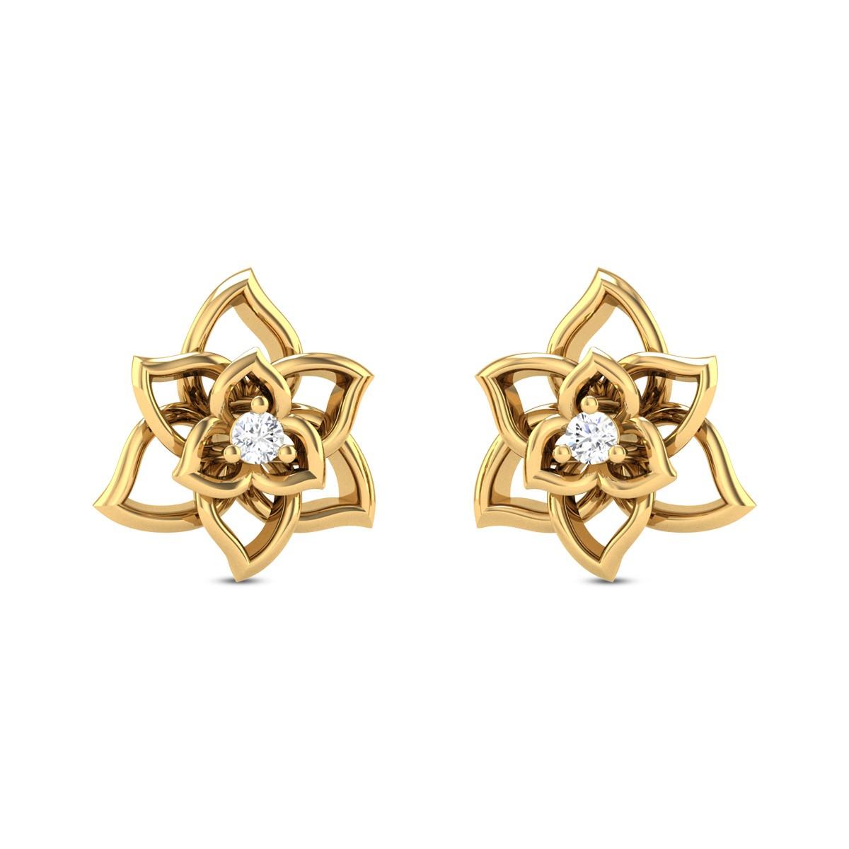 Cleo Diamond Earrings