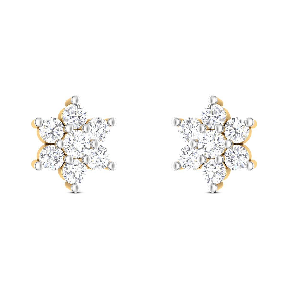 camille Diamond Earrings