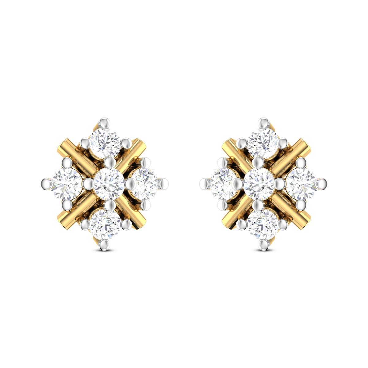 Eliana Diamond Earrings