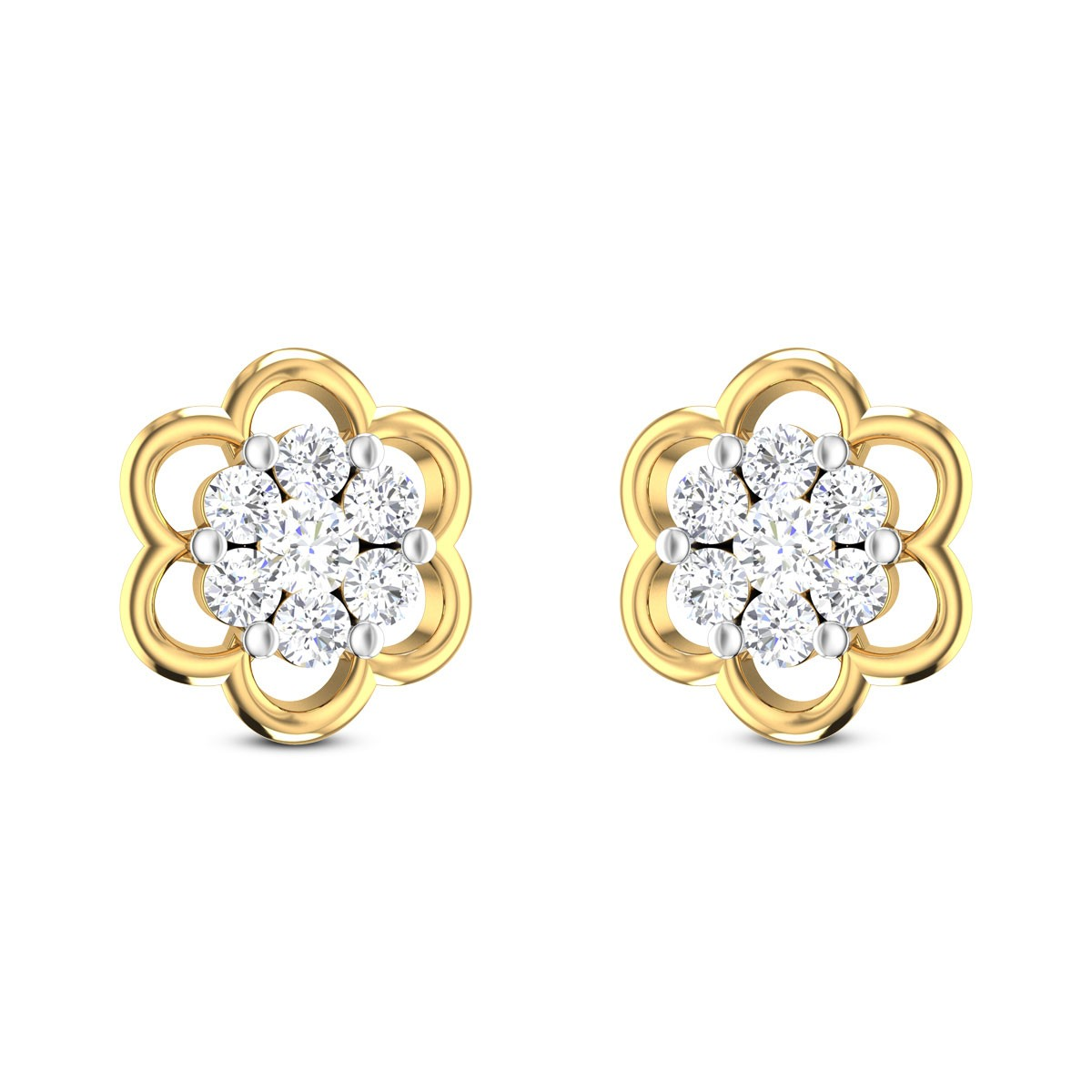 Caprice Diamond Earrings