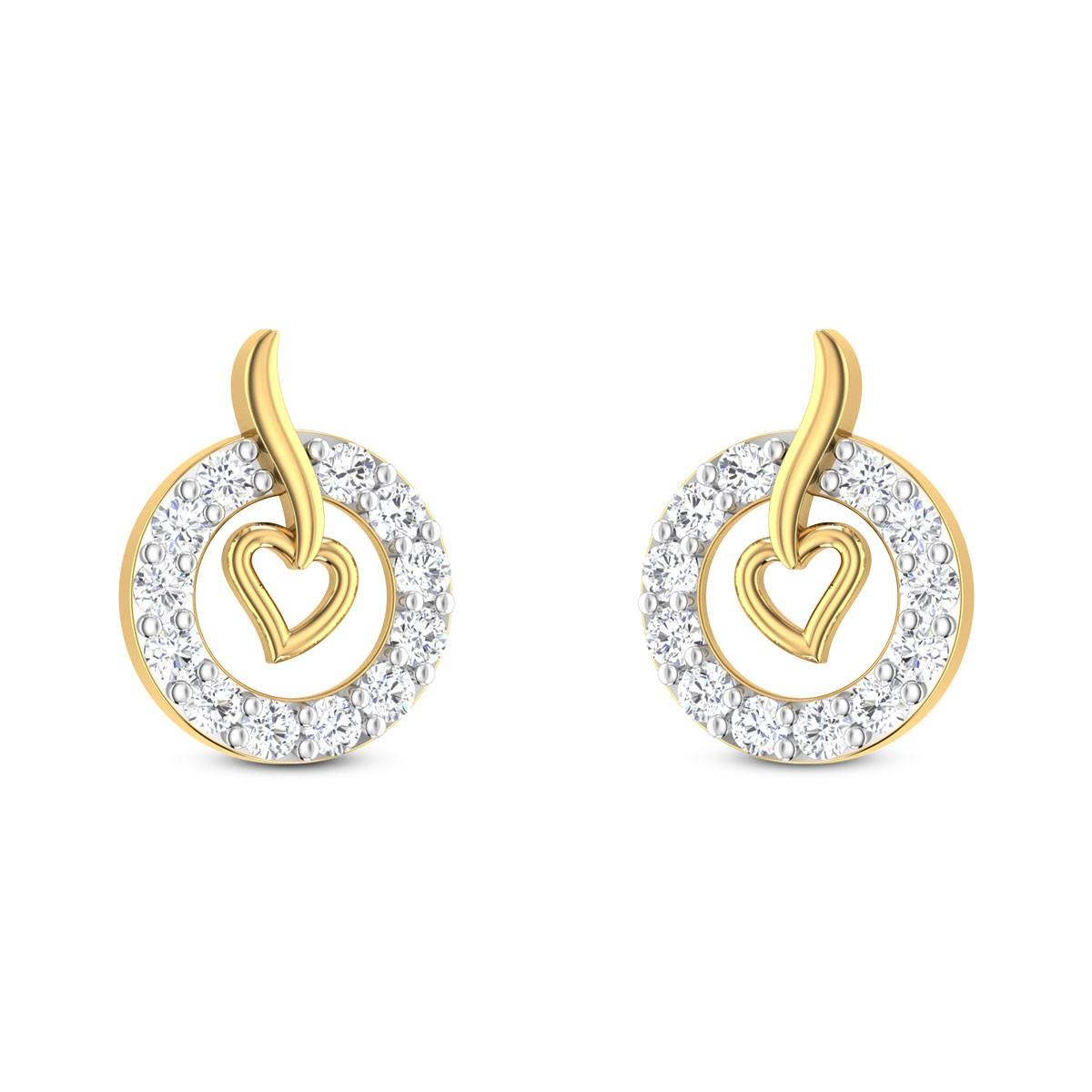 Macie Diamond Earrings