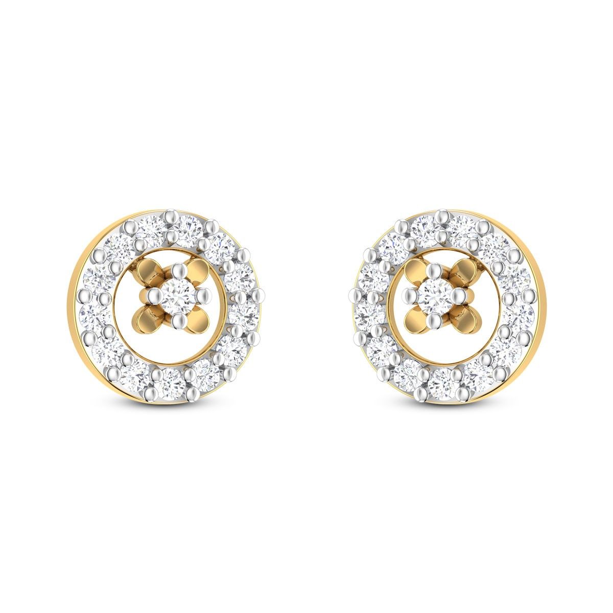 Cecily Diamond Earrings