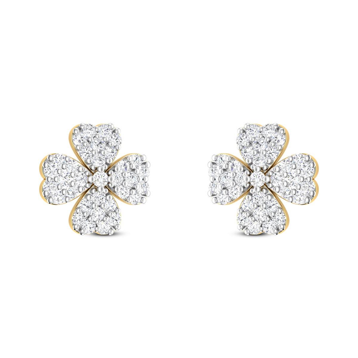 Fifer Diamond Earrings