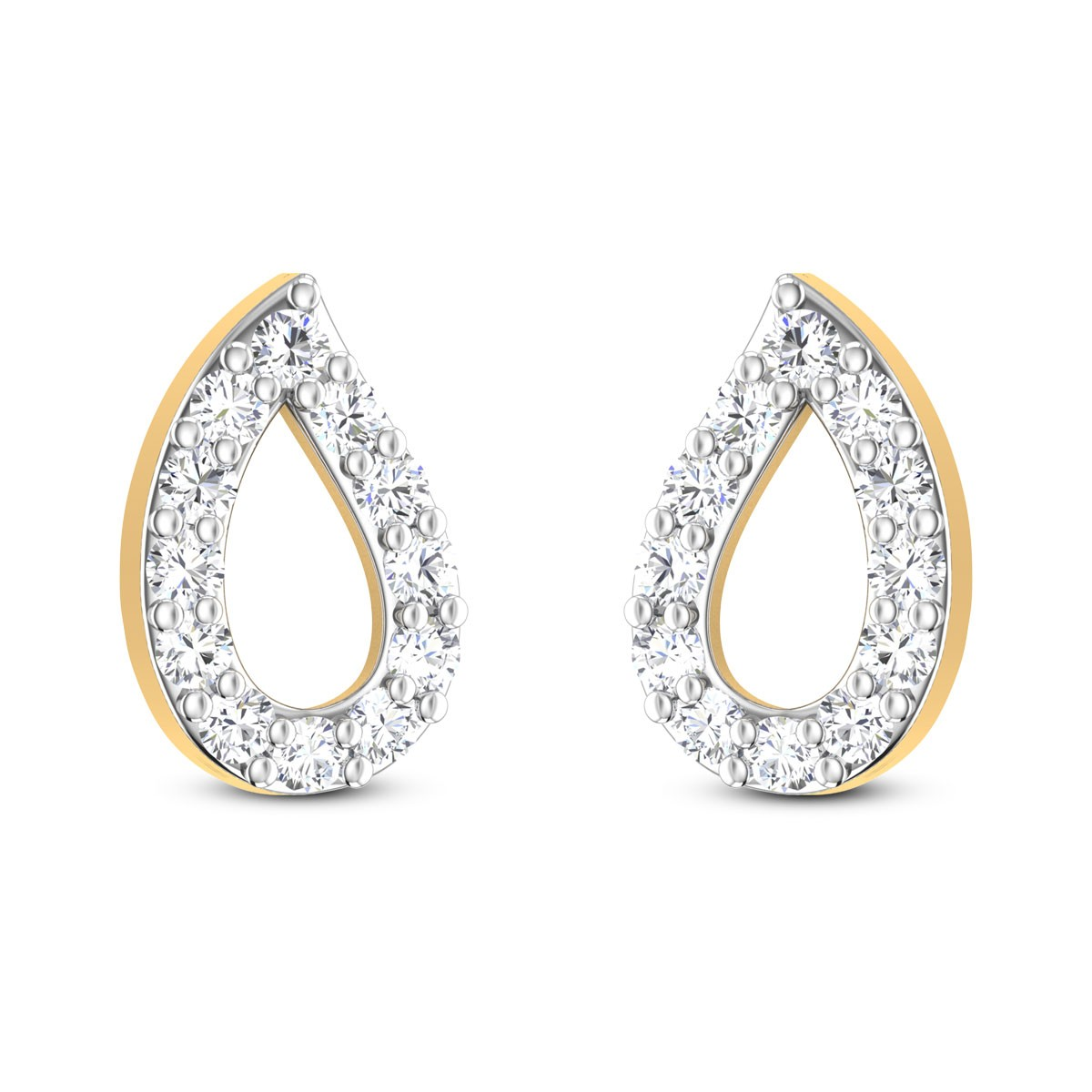 Nixie Diamond Earrings