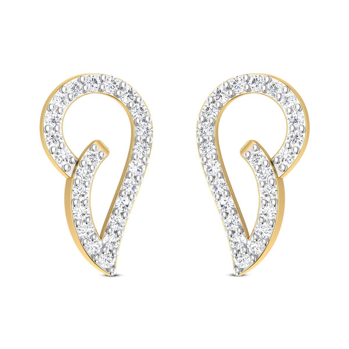 Aurelia Diamond Earrings