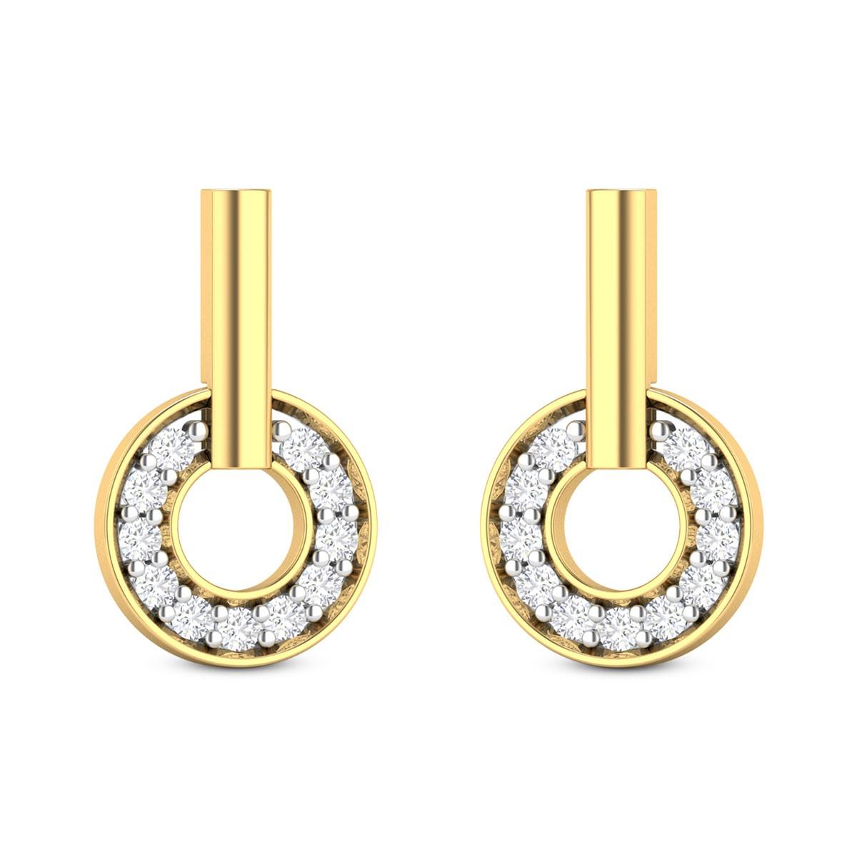 Wyntor Diamond Earrings