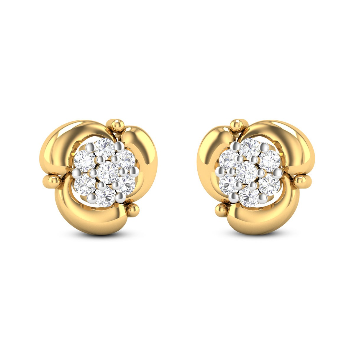 Noel Diamond Earrings