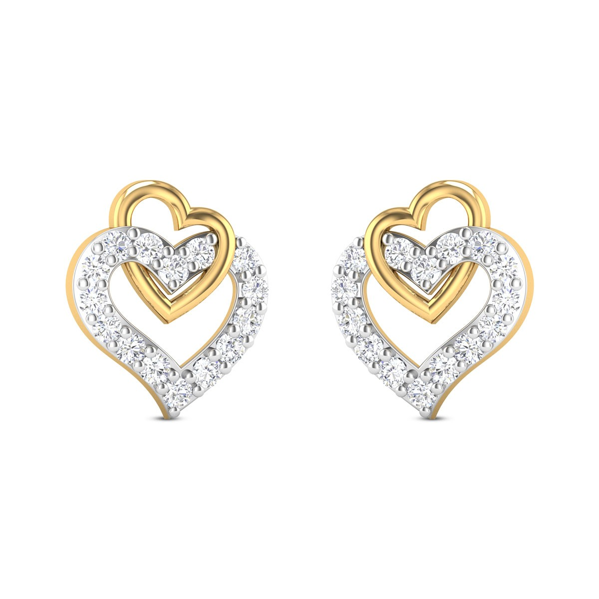 Hermione Diamond Earrings