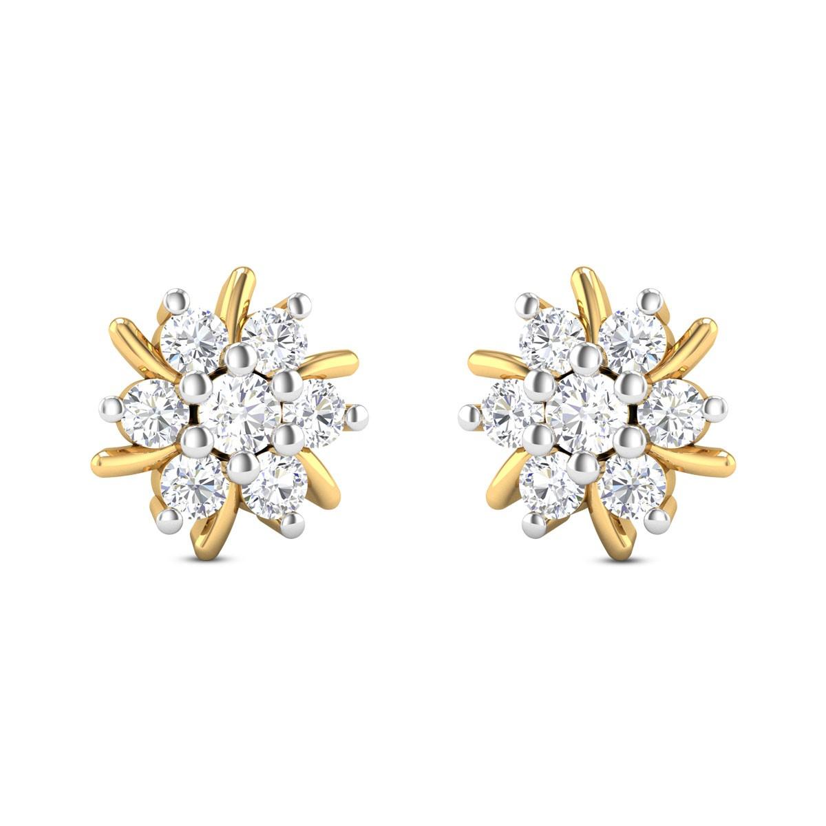 Aspen Diamond Earrings