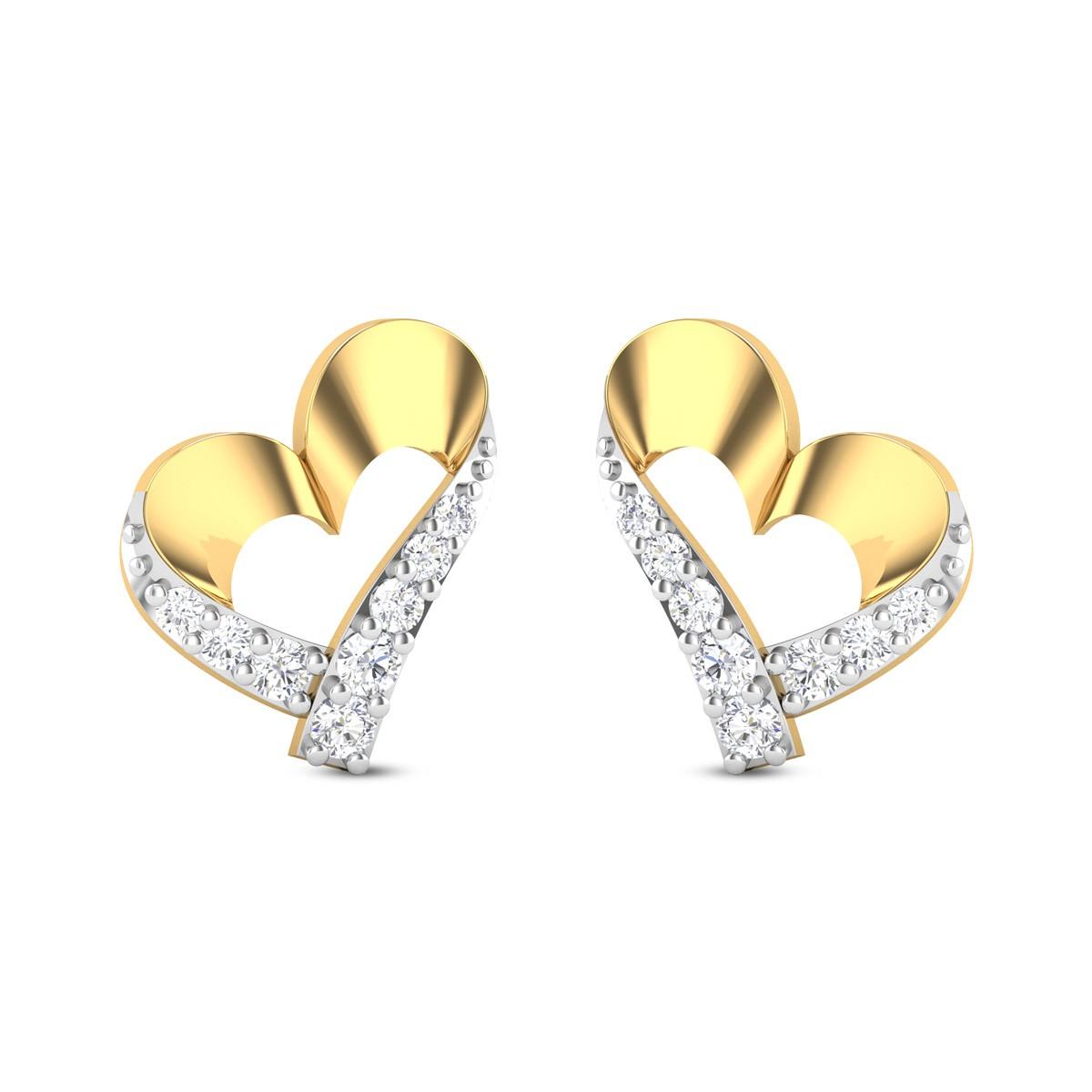 Anemone Diamond Earrings