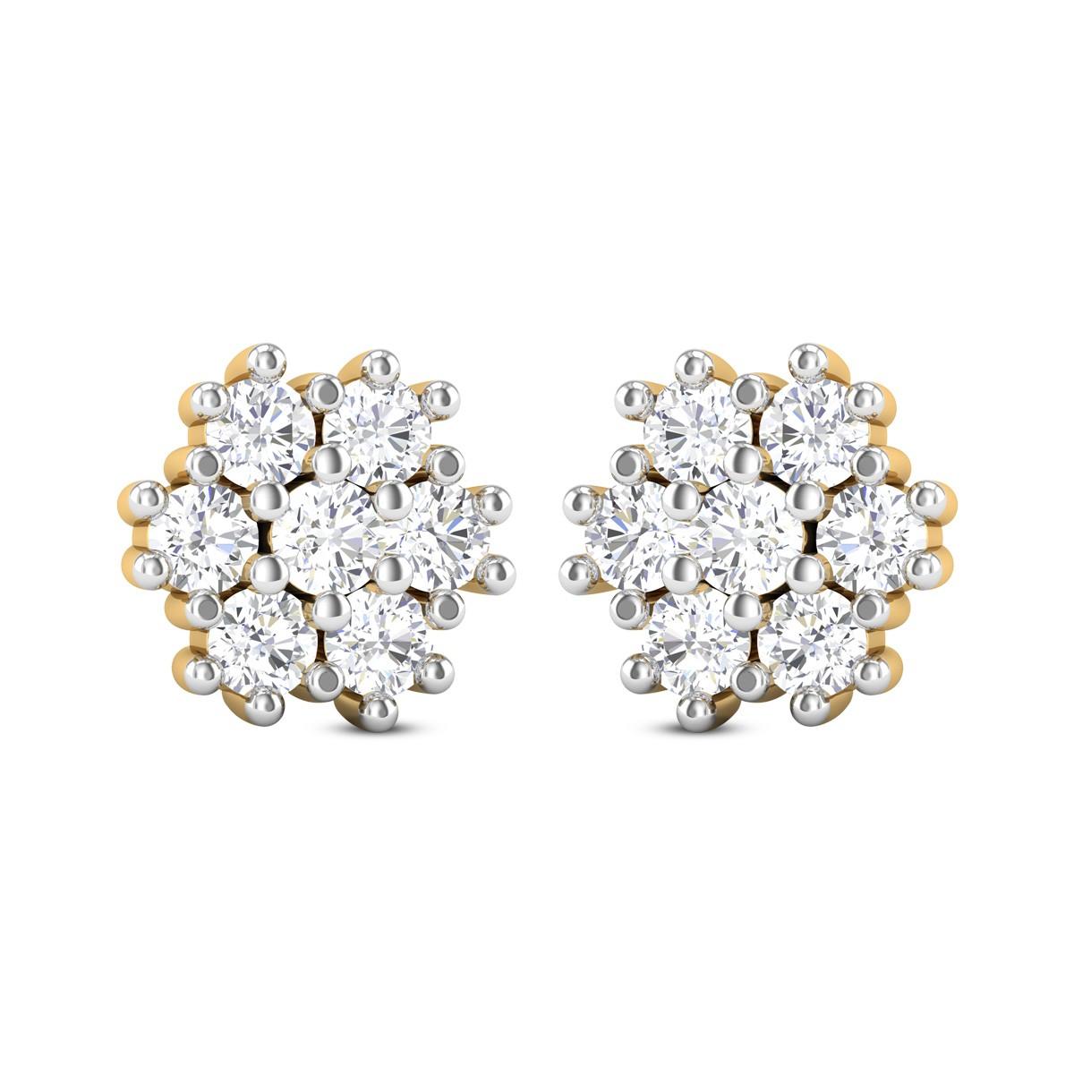 Albany Diamond Earrings