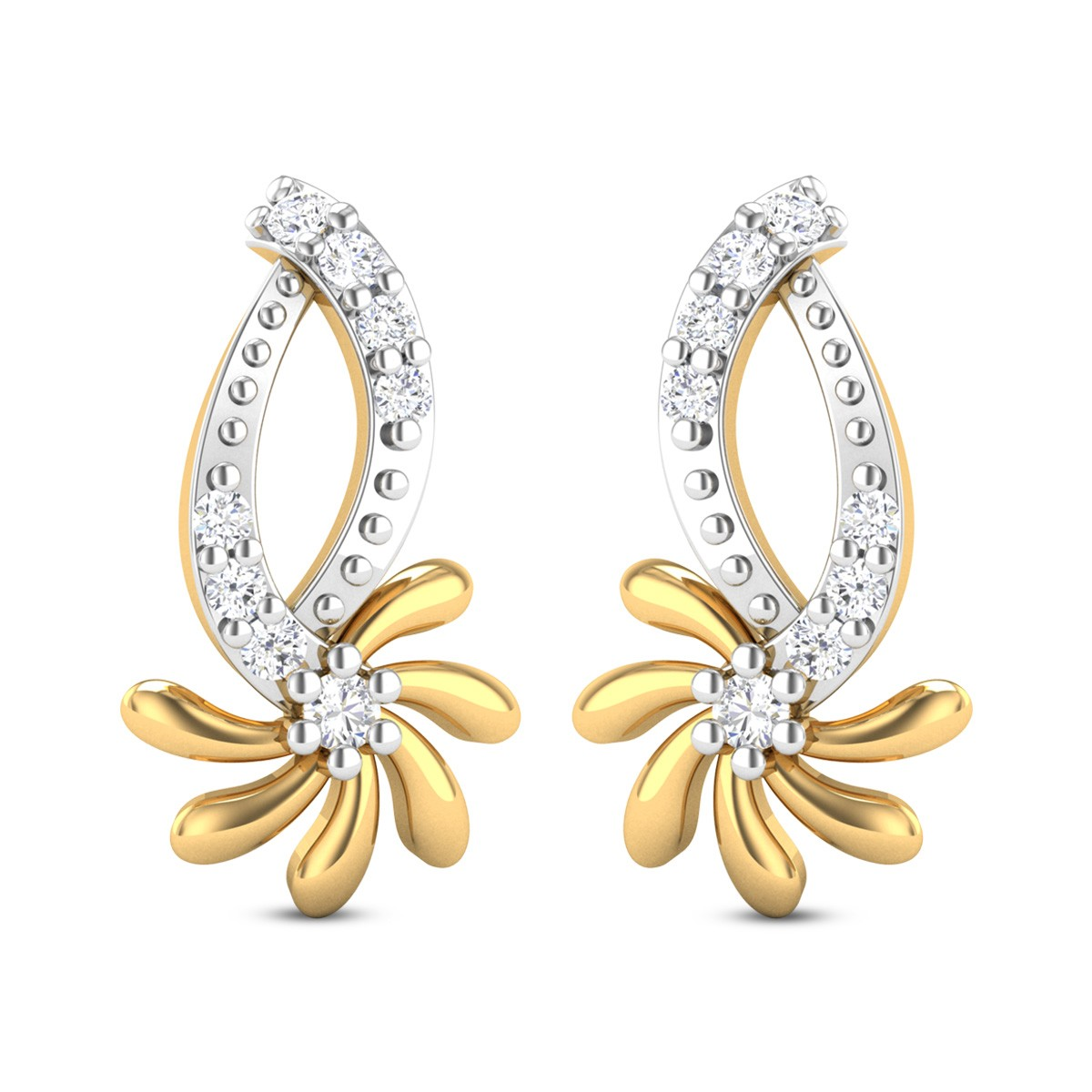 Asbury Diamond Earrings
