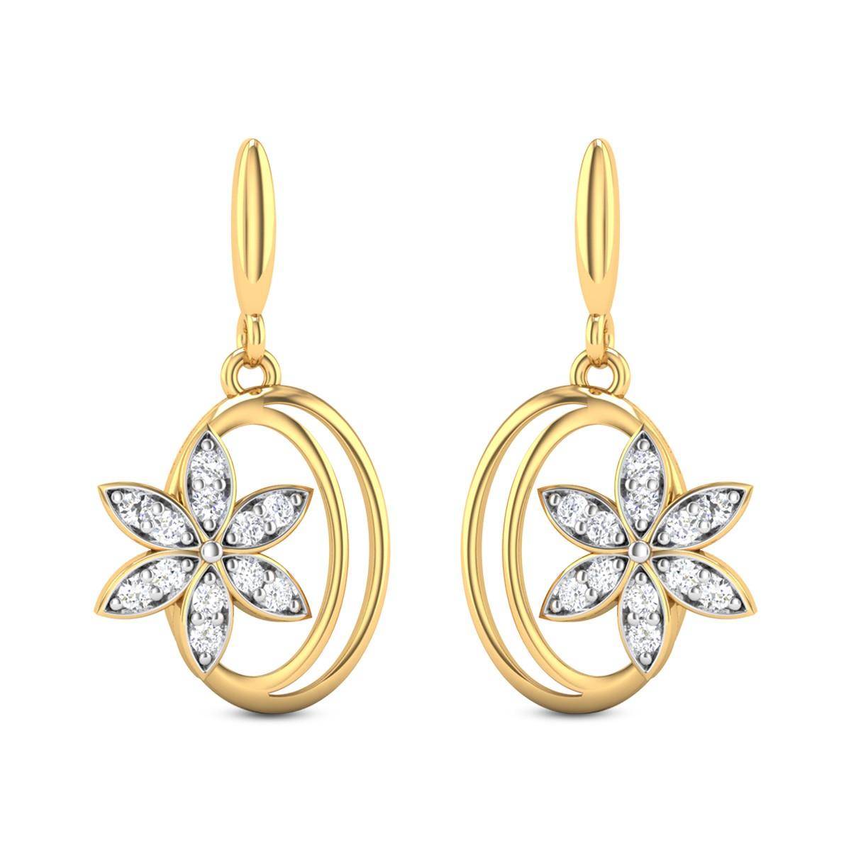 Bailey Diamond Earrings