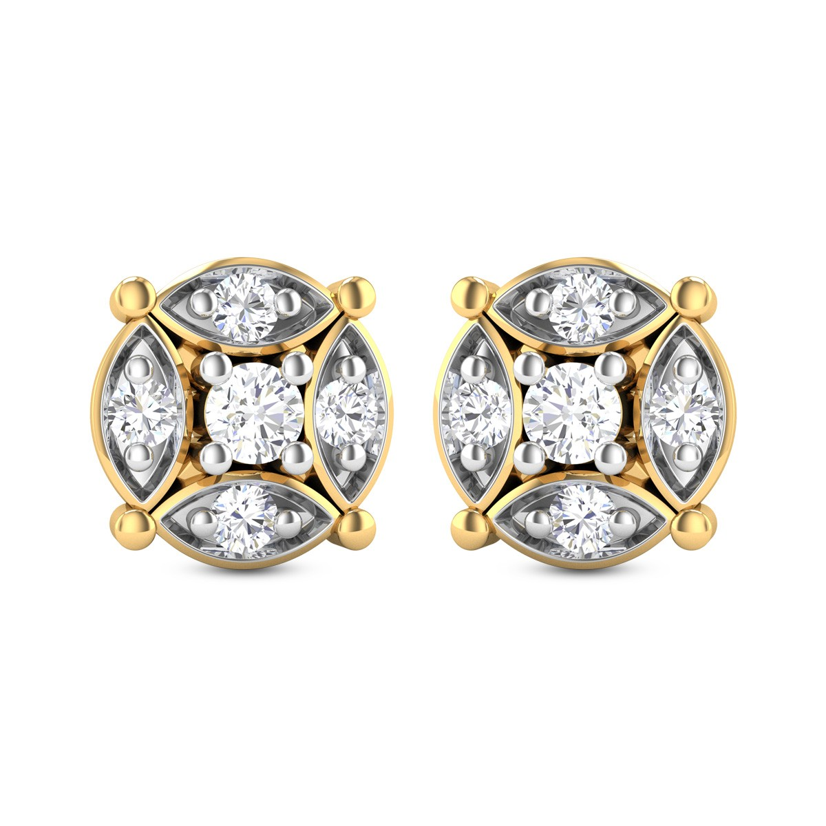 Novea Diamond Earrings