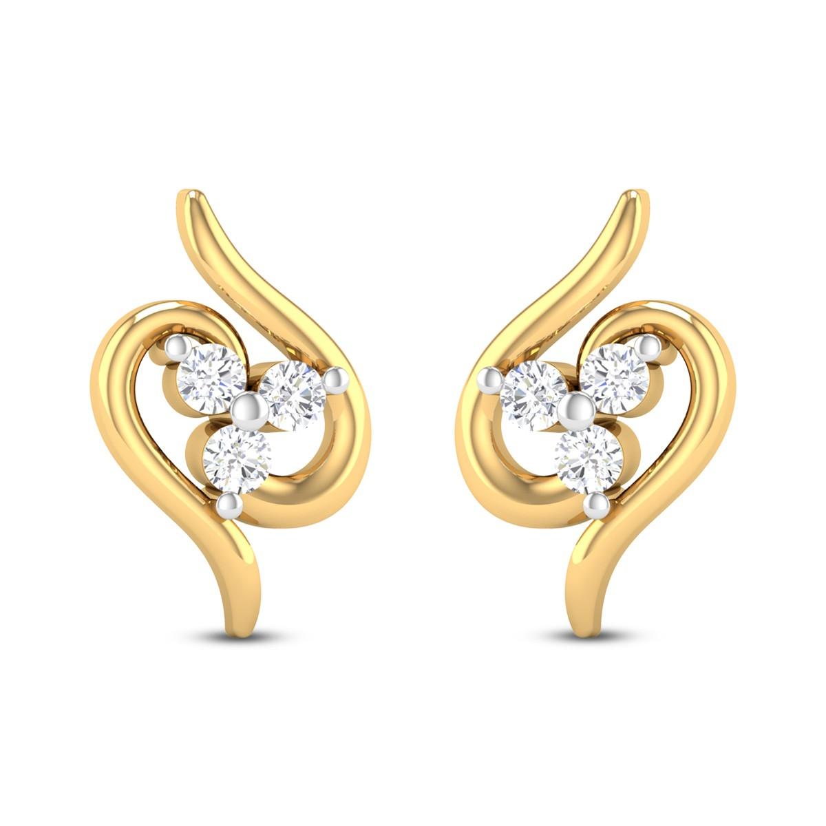 Abigail Diamond Earrings