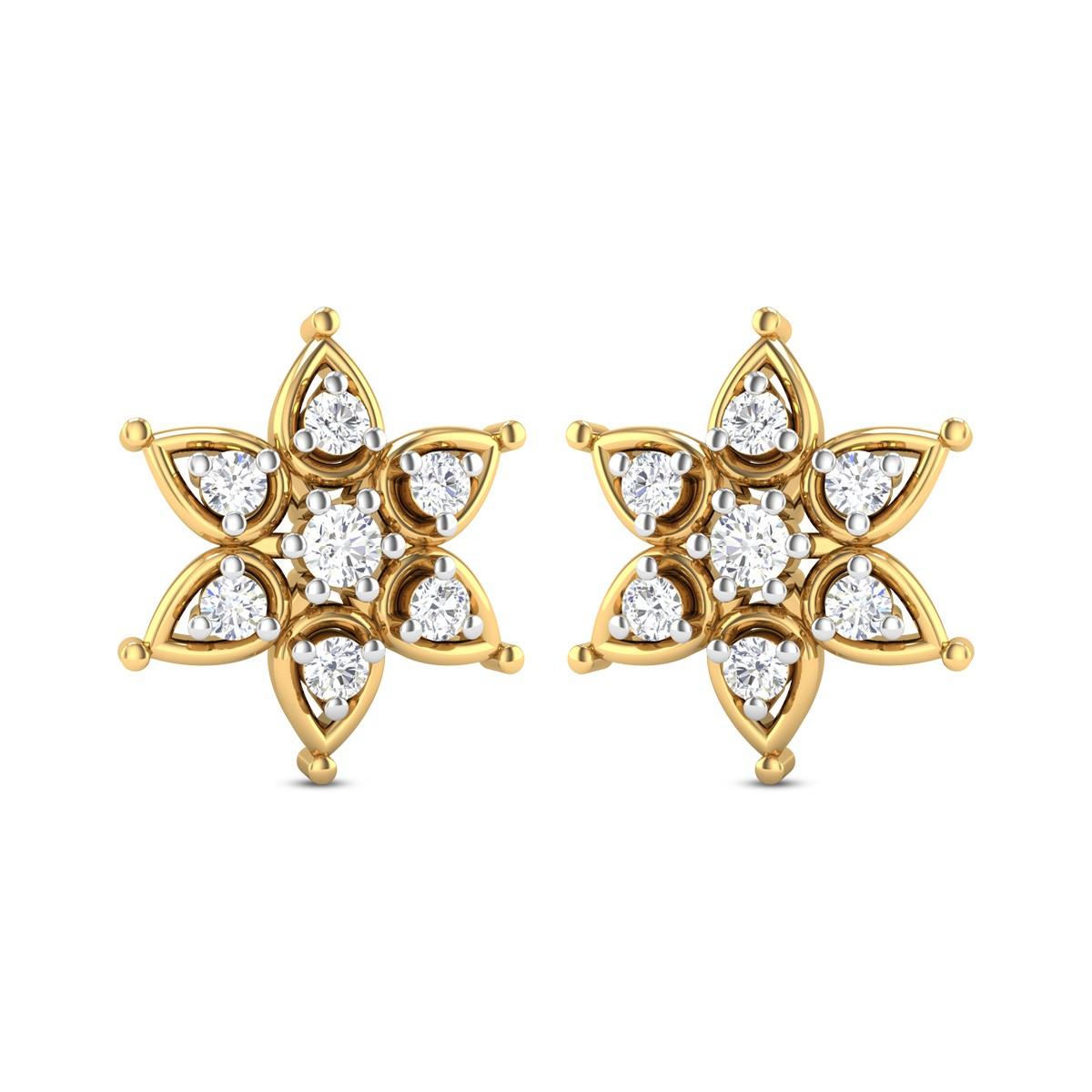 Ricarda Diamond Earrings