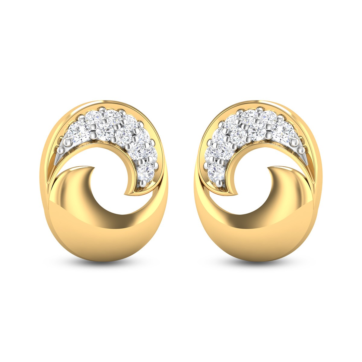 Lovelle Diamond Earrings