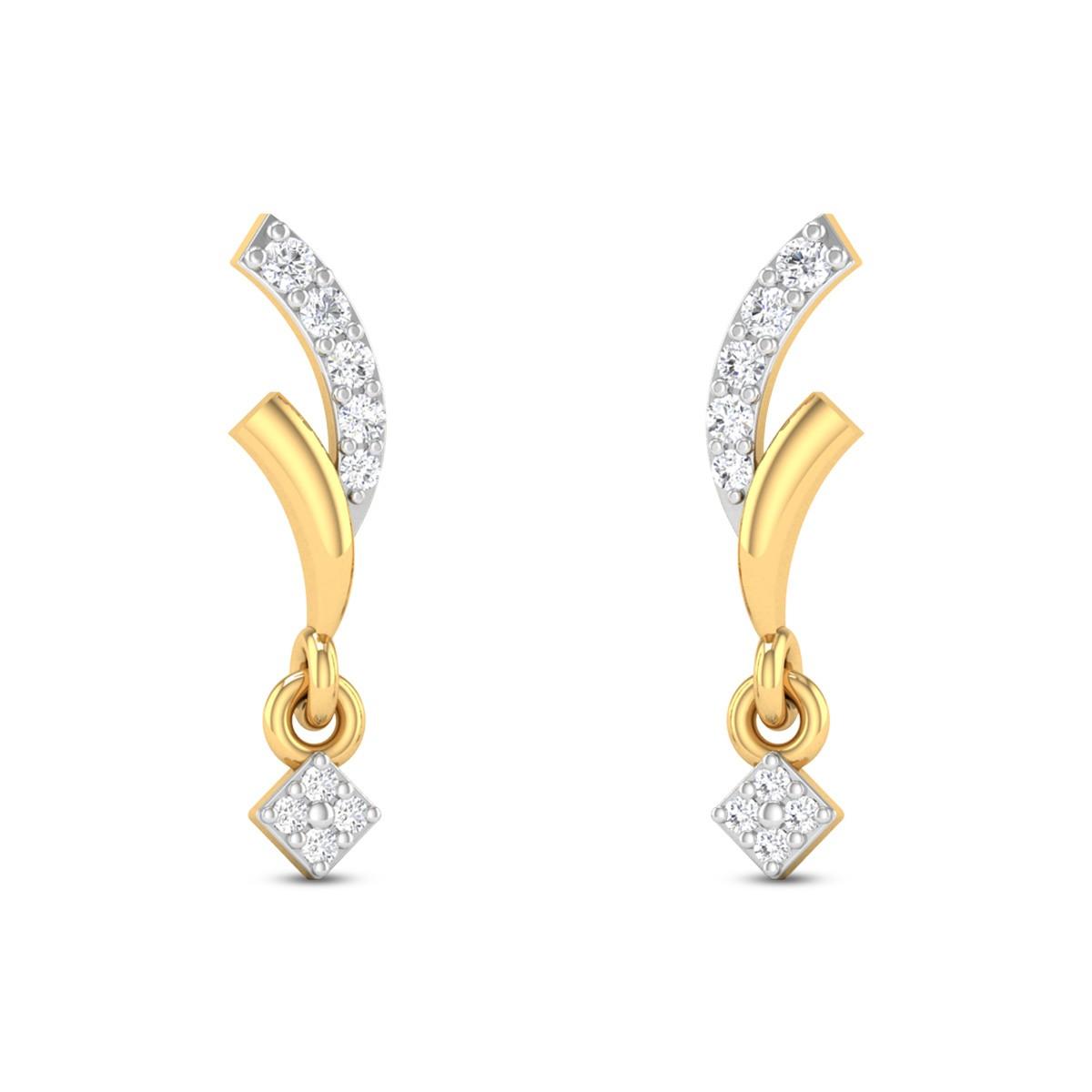 Niame Diamond Earrings