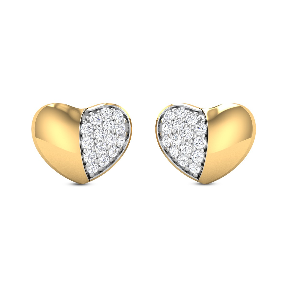 Evelina Diamond Earrings