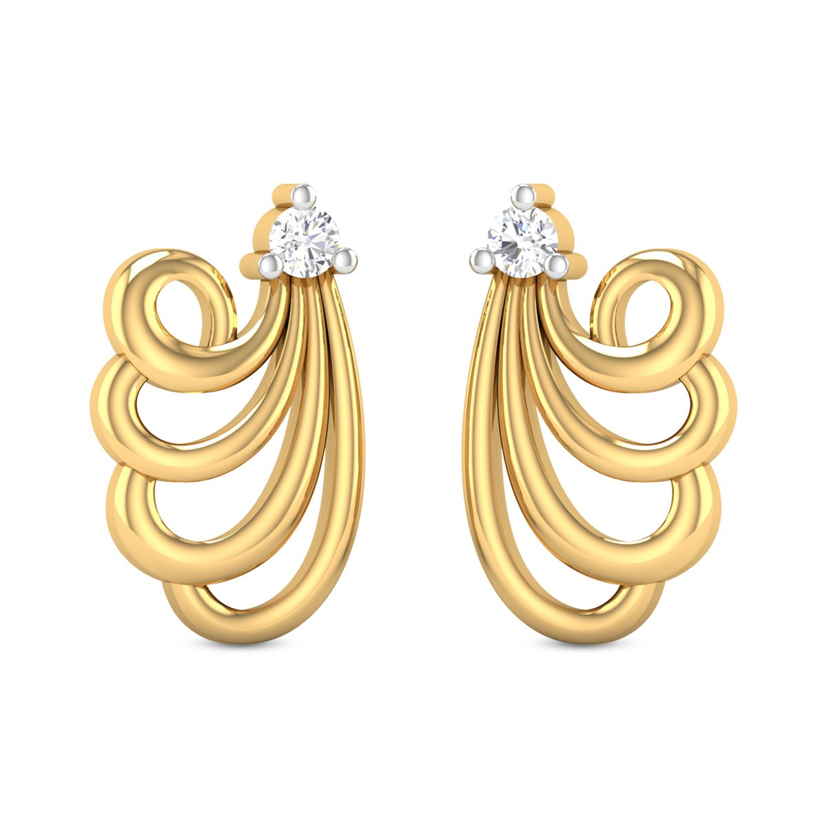 Nealla Diamond Earrings