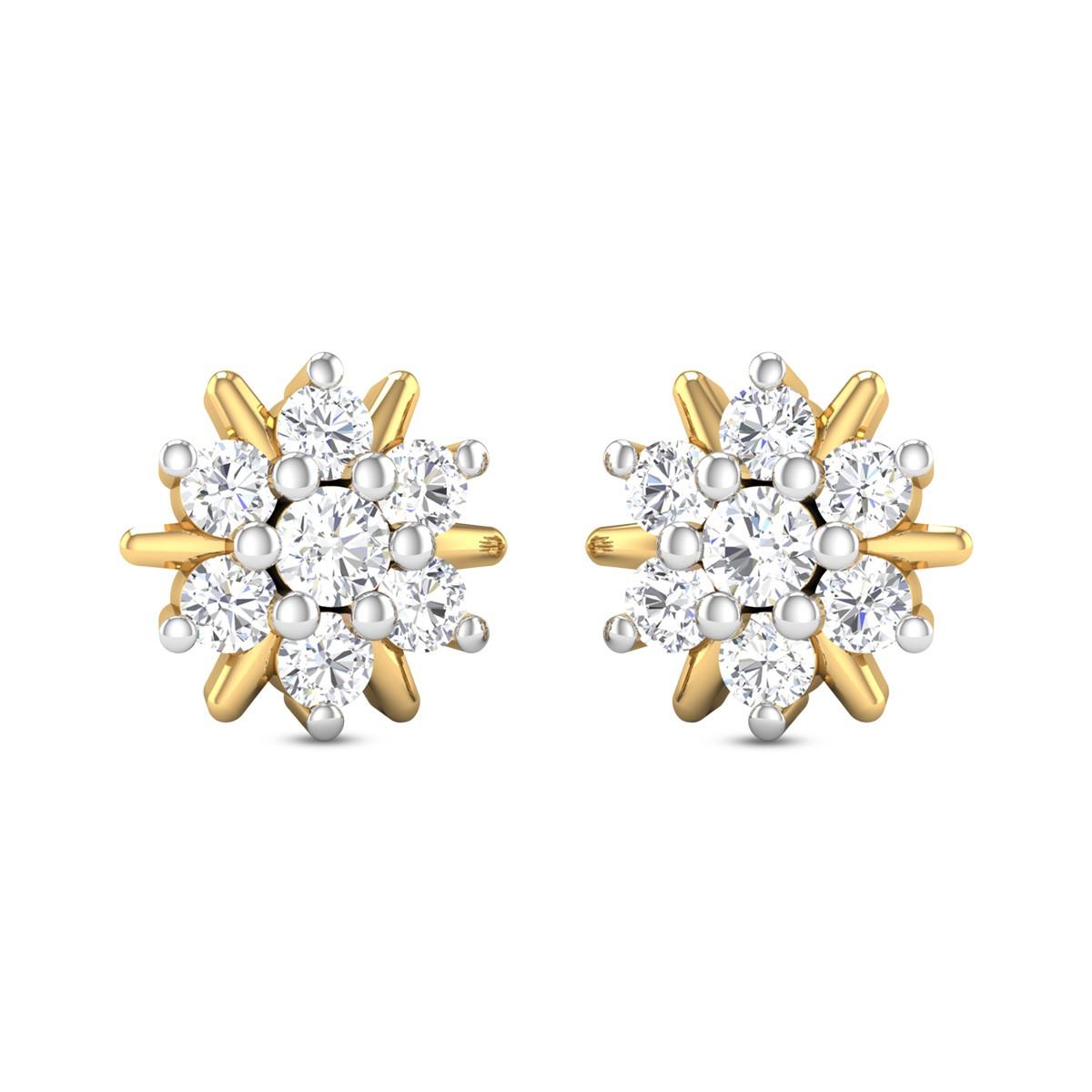 Riona Diamond Earrings