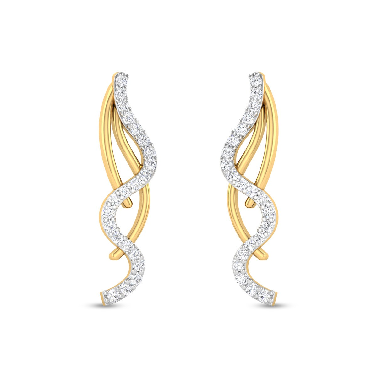 Luka Diamond Earrings