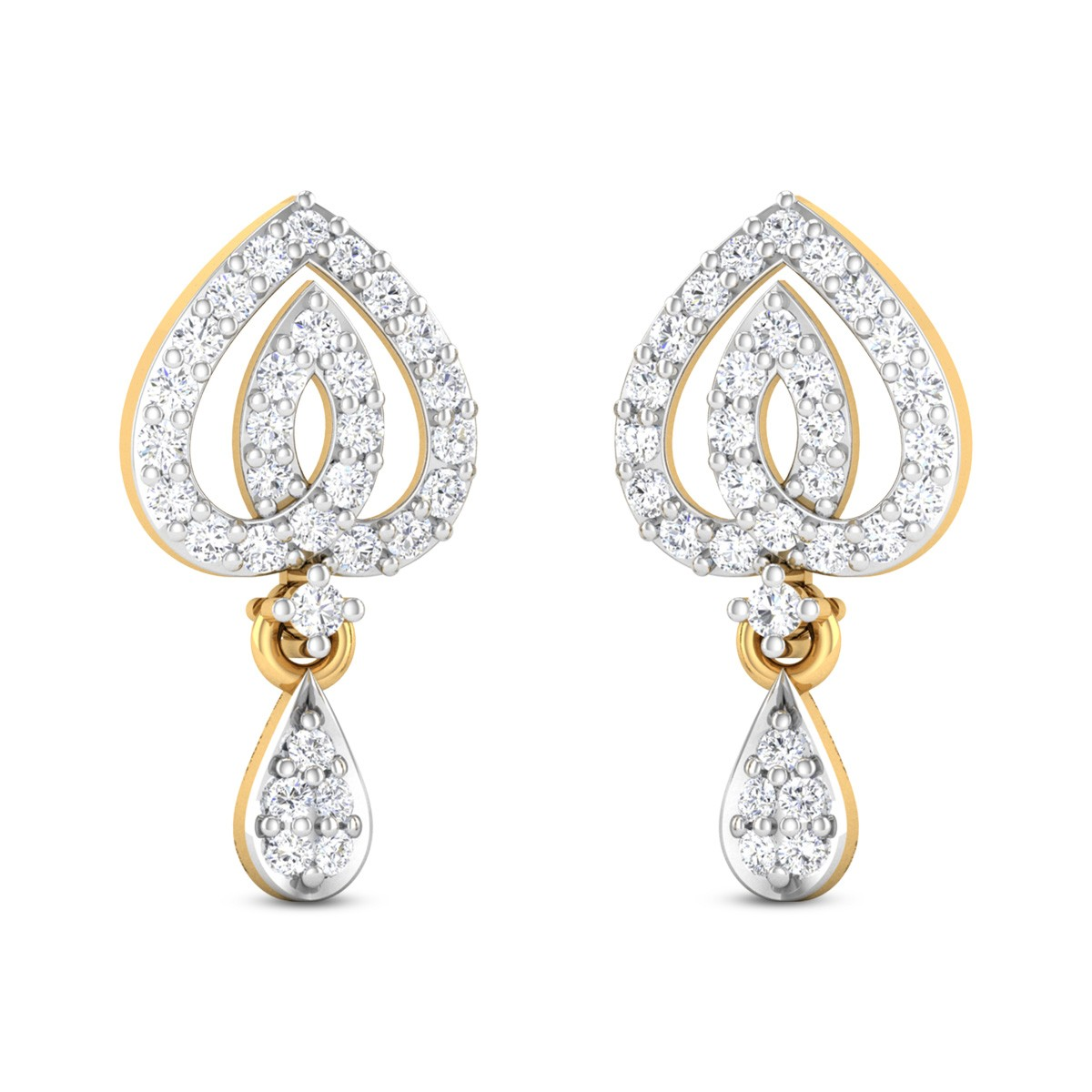 Glenna Diamond Earrings
