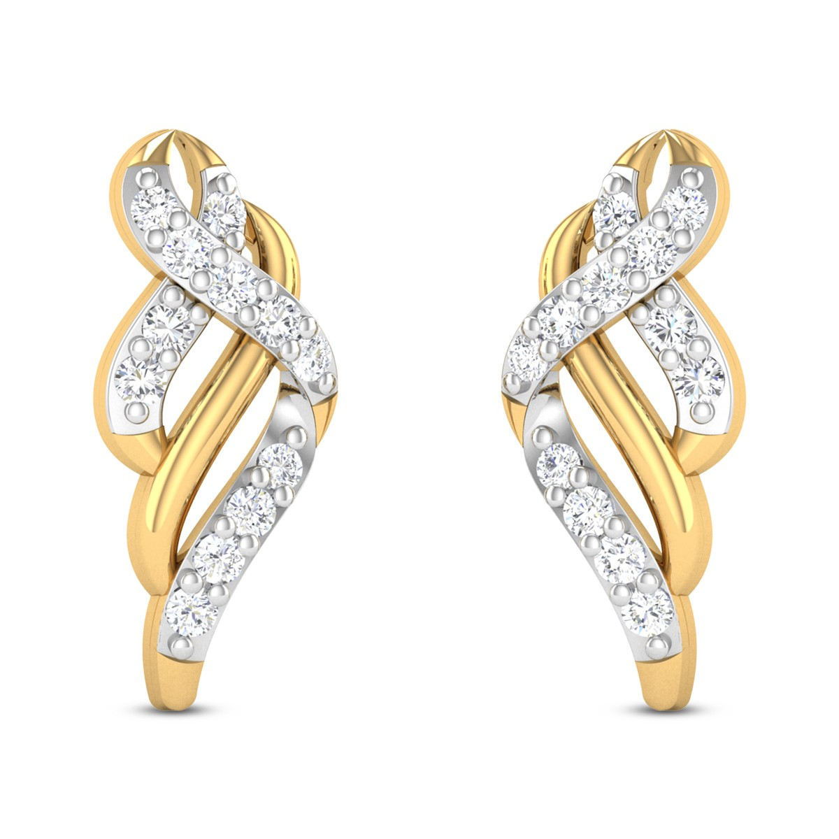 Carleen Diamond Earrings