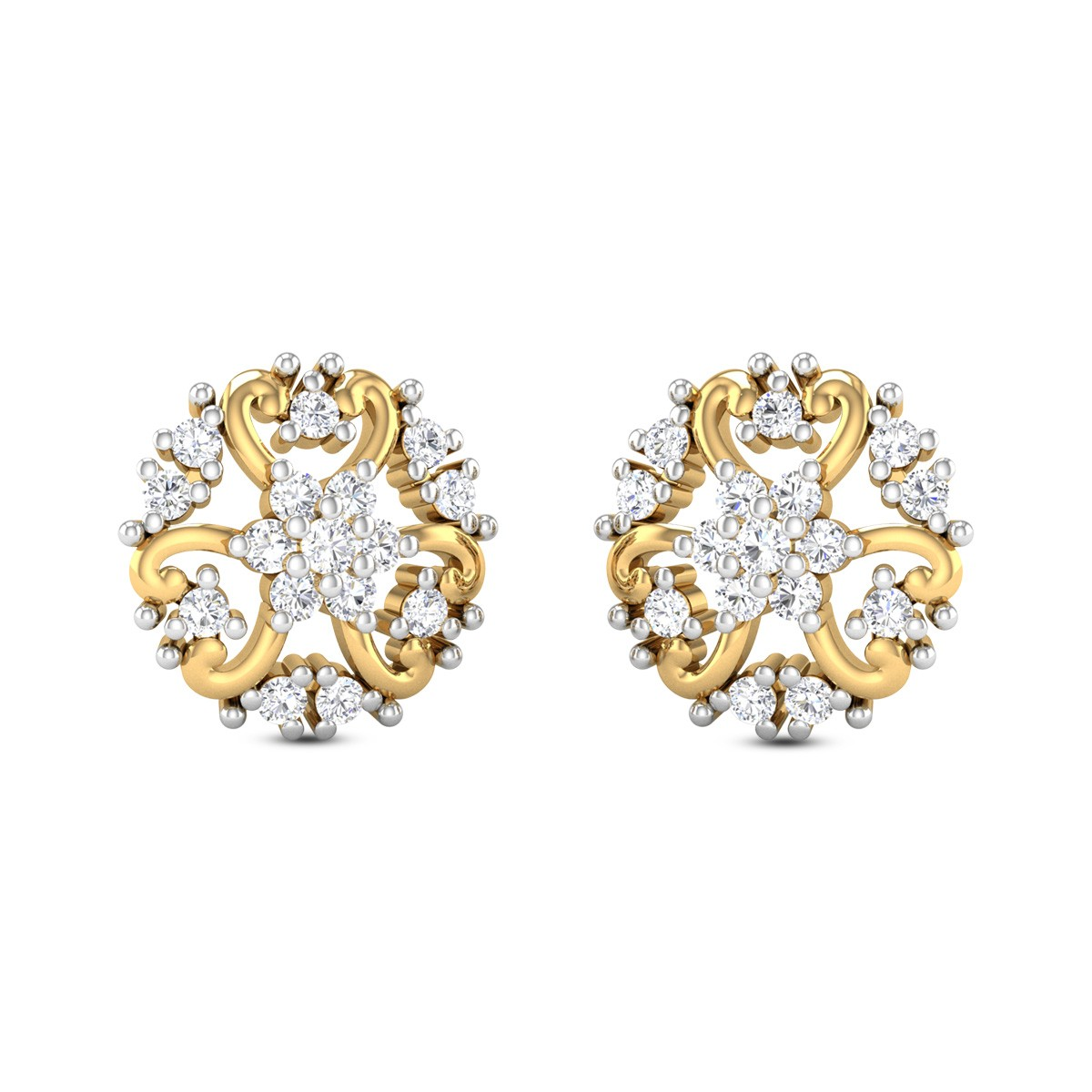 Igraine Diamond Earrings