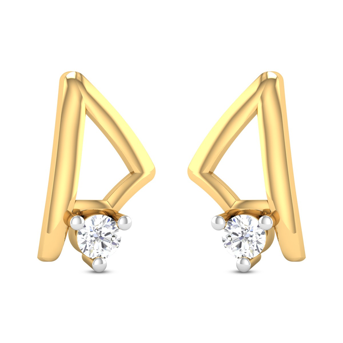 Derry Diamond Earrings