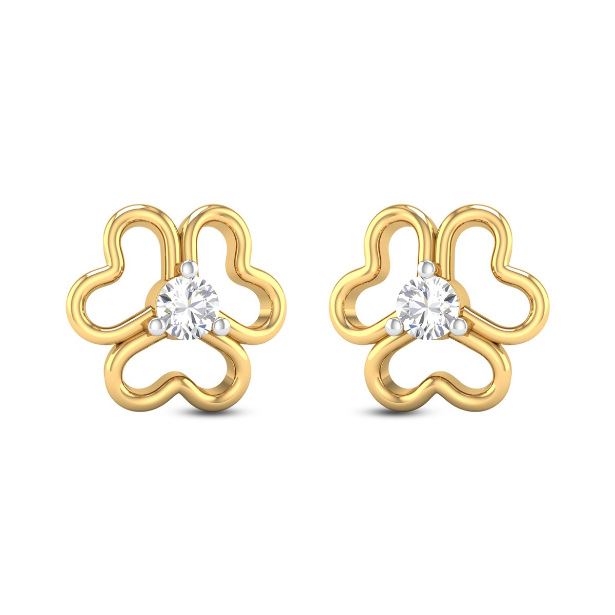 Naolin Diamond Earrings