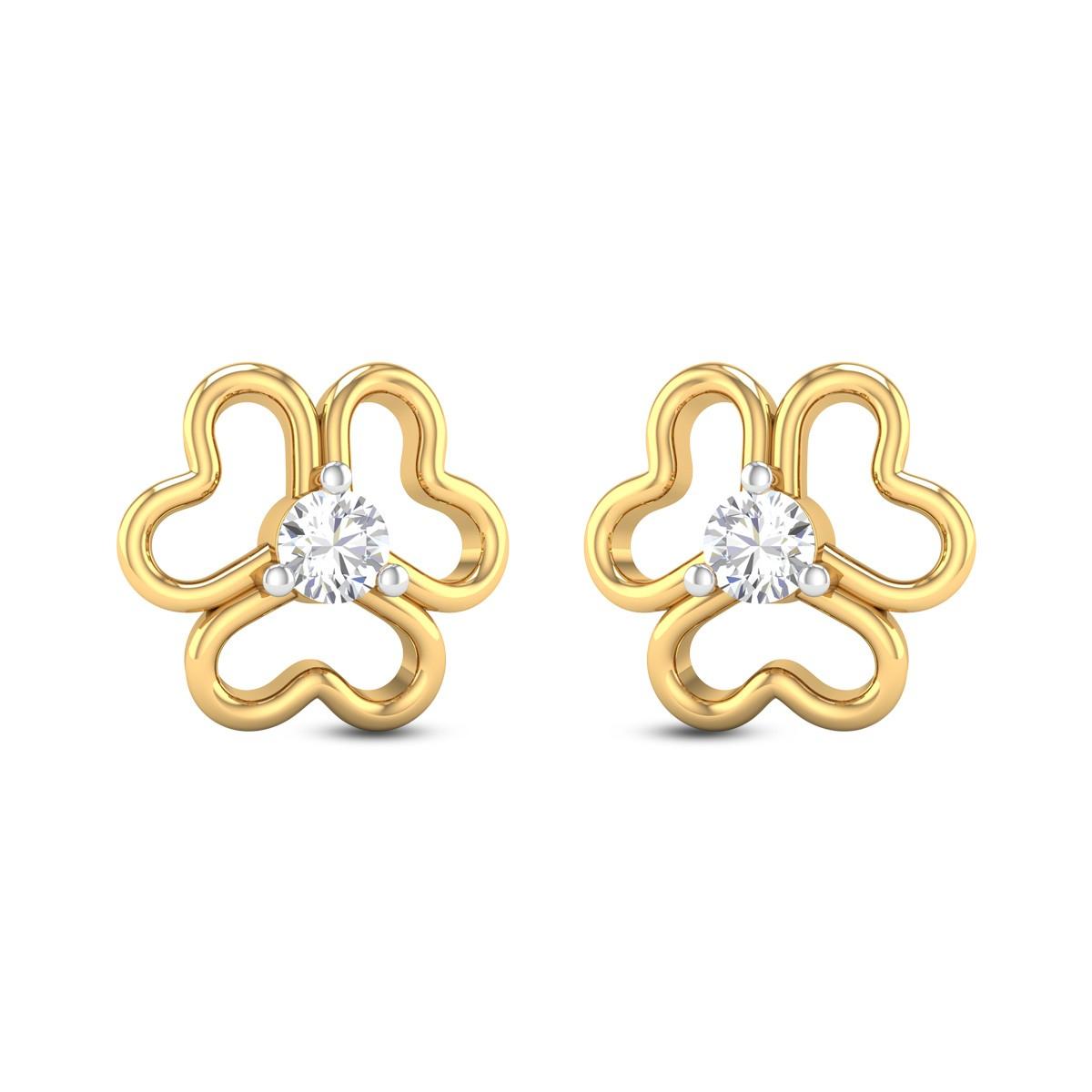 Naolin Diamond Earrings