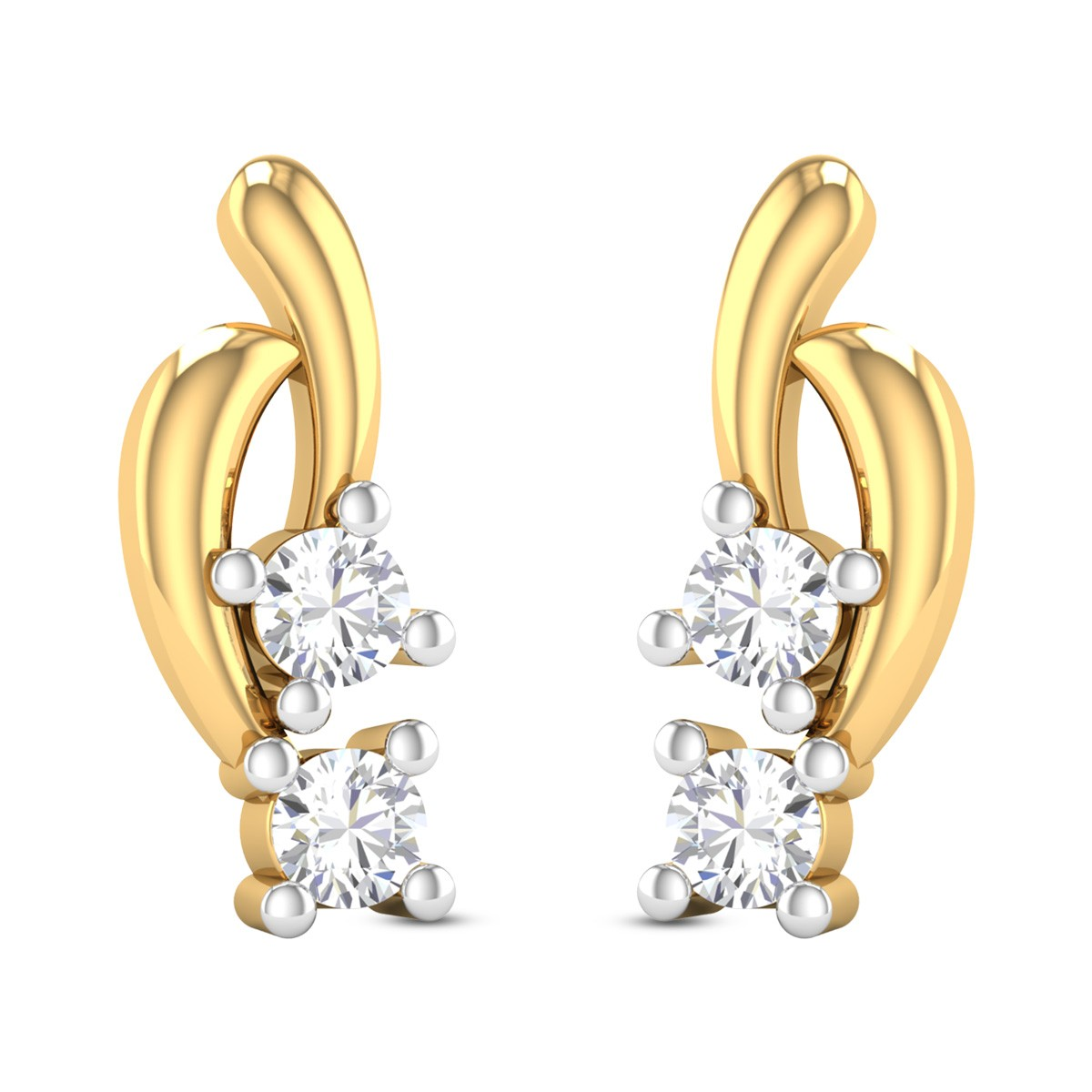 Daliah Diamond Earrings