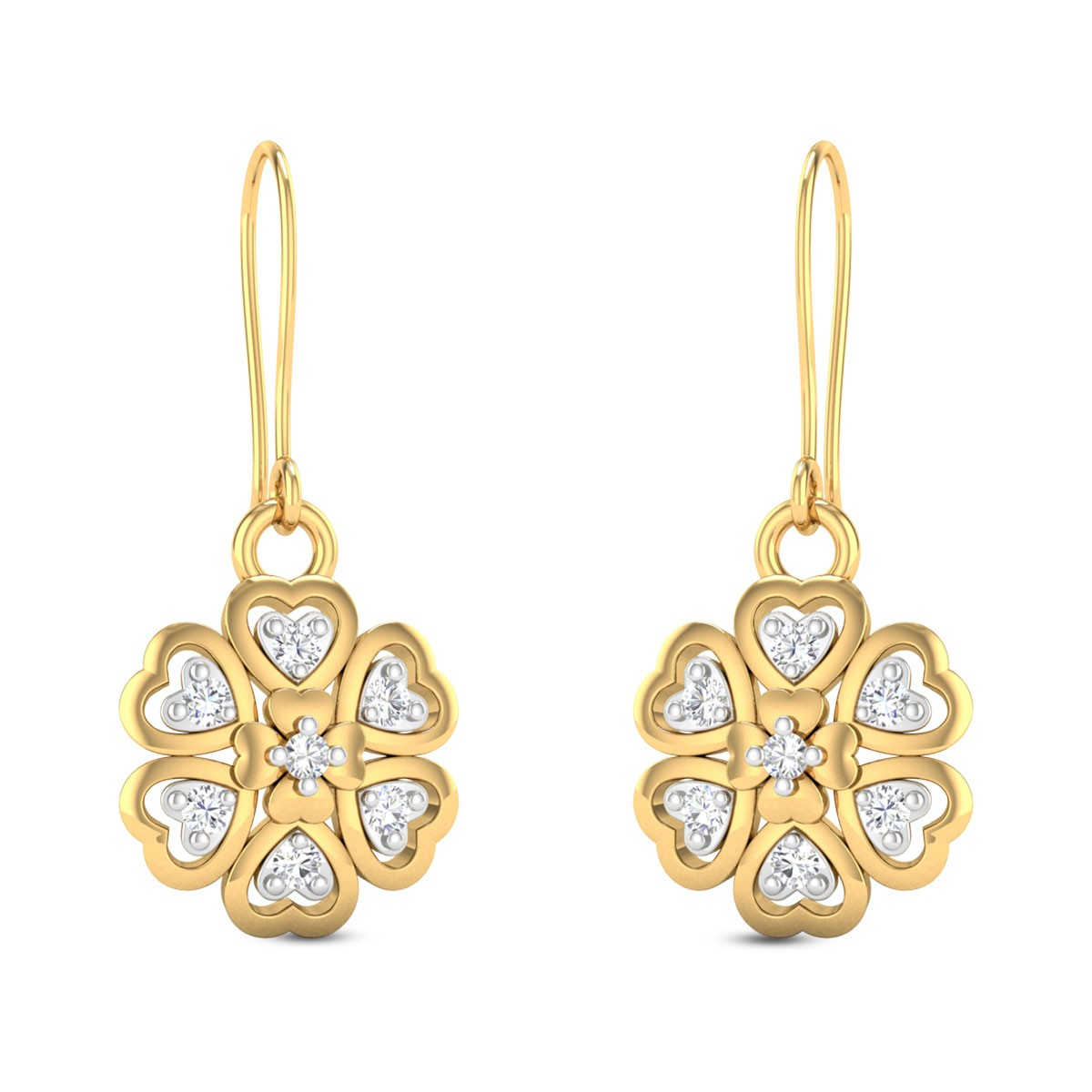 Mabbina Diamond Earrings