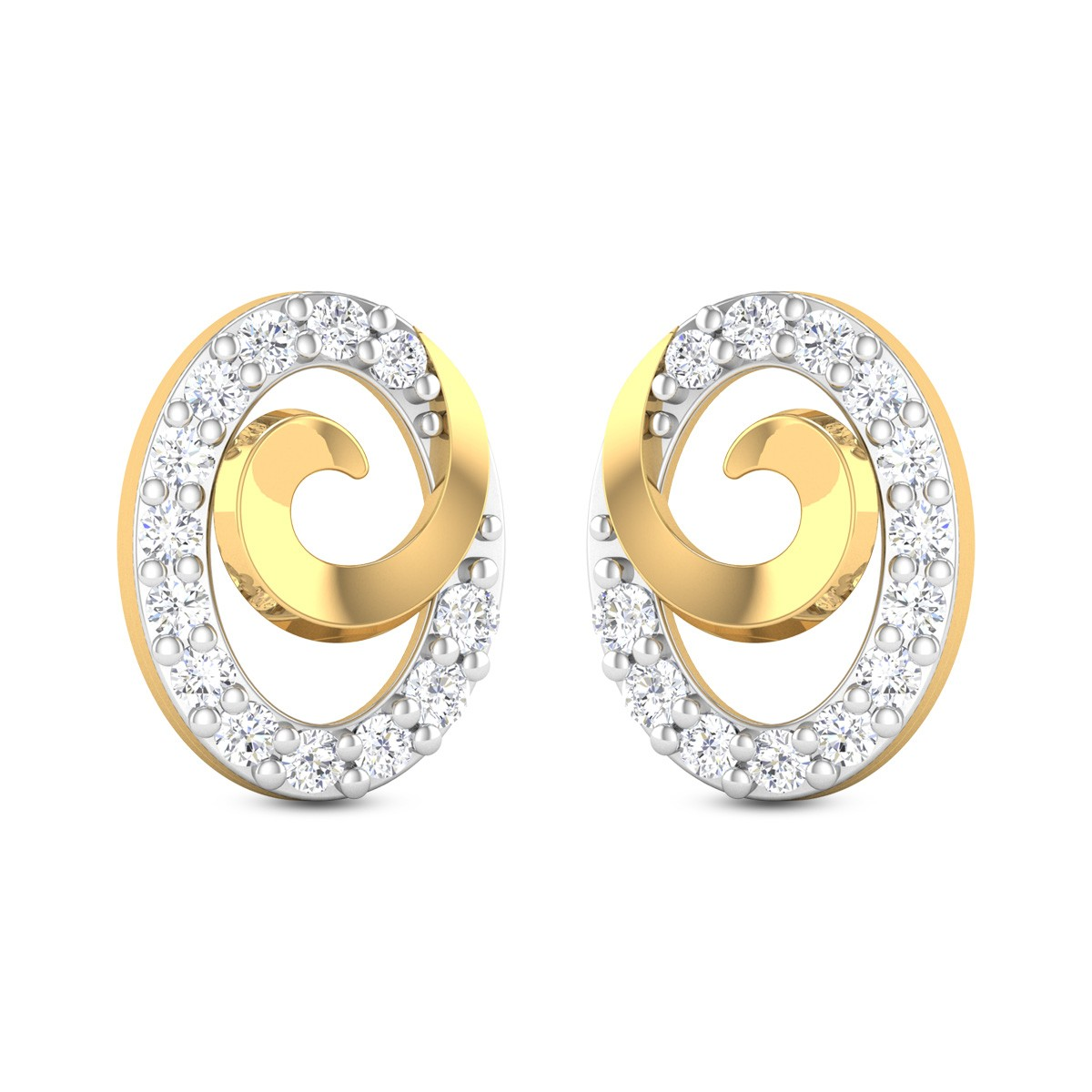 Keelay Diamond Earrings