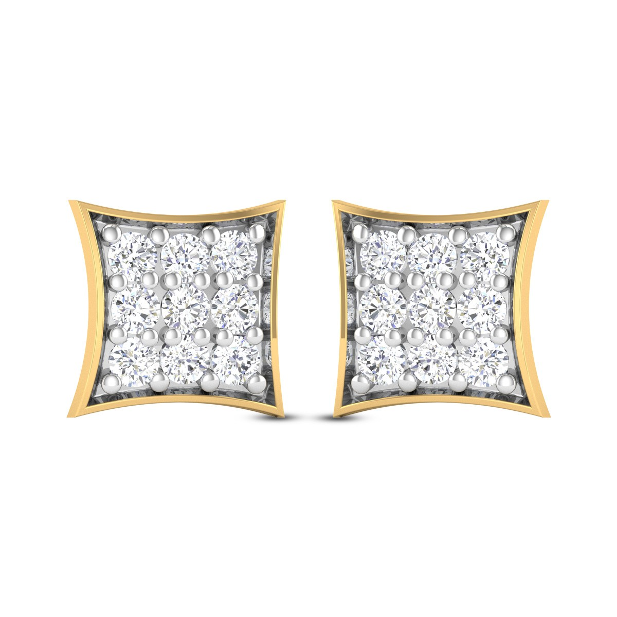 Katie Diamond Earrings