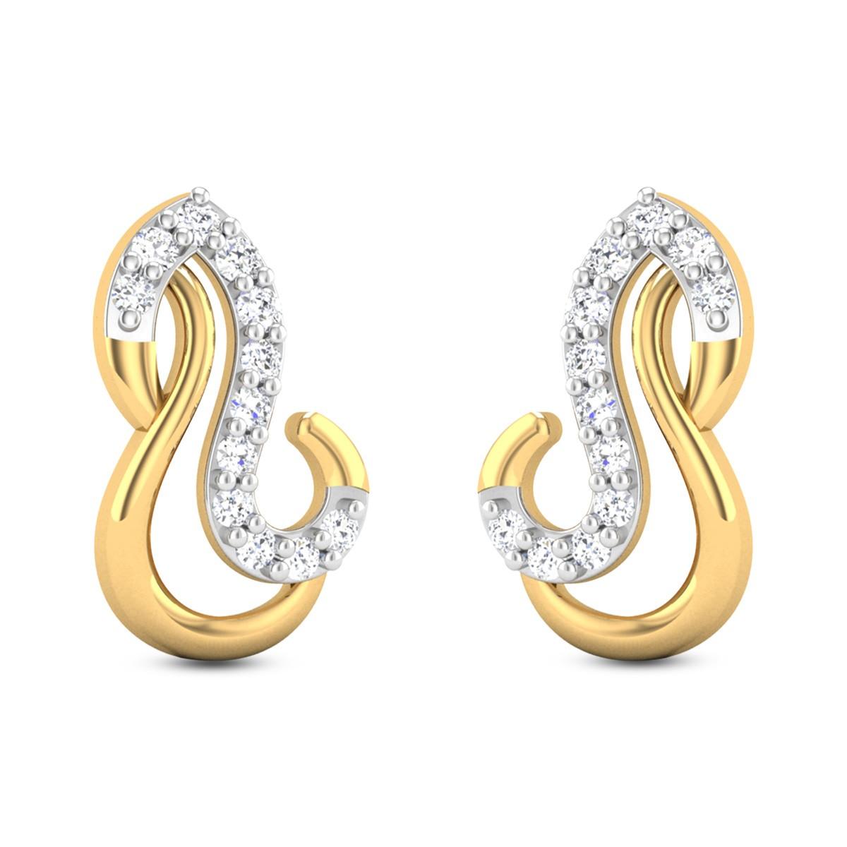 Cassidy Diamond Earrings
