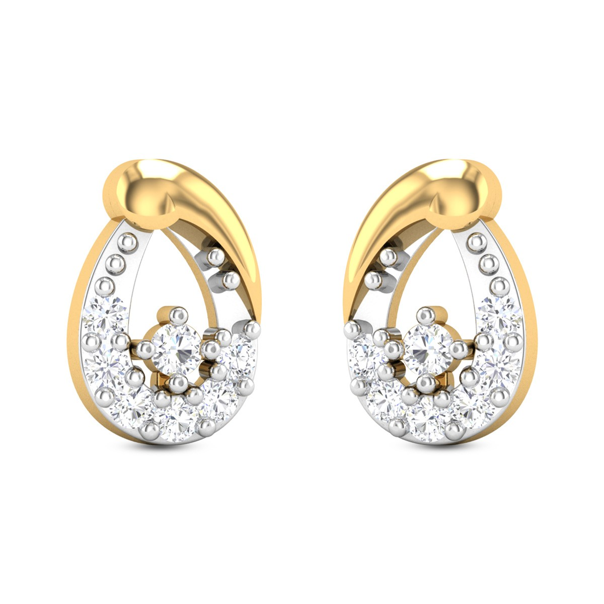 Tamara Diamond Earrings