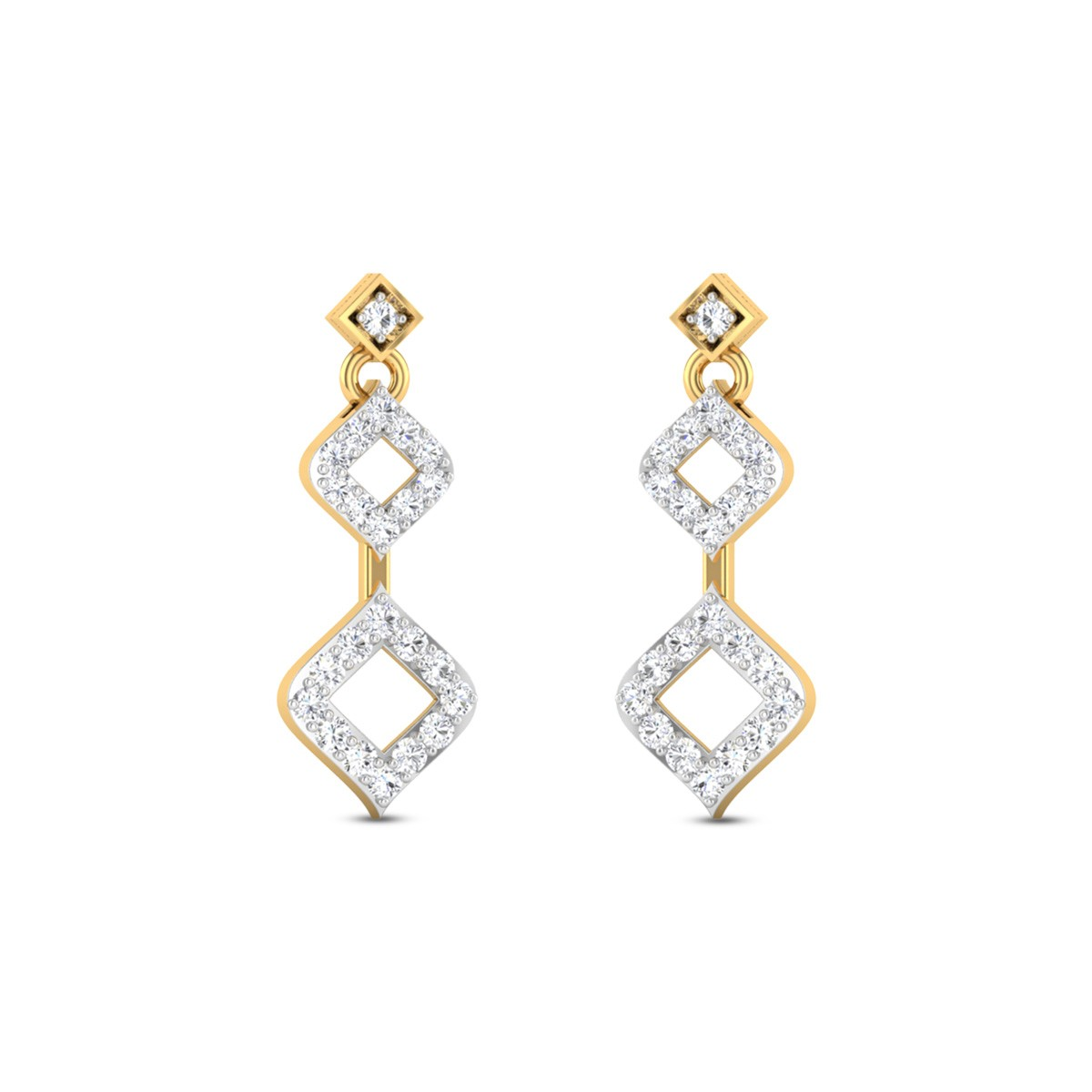 Pedrina Diamond Earrings
