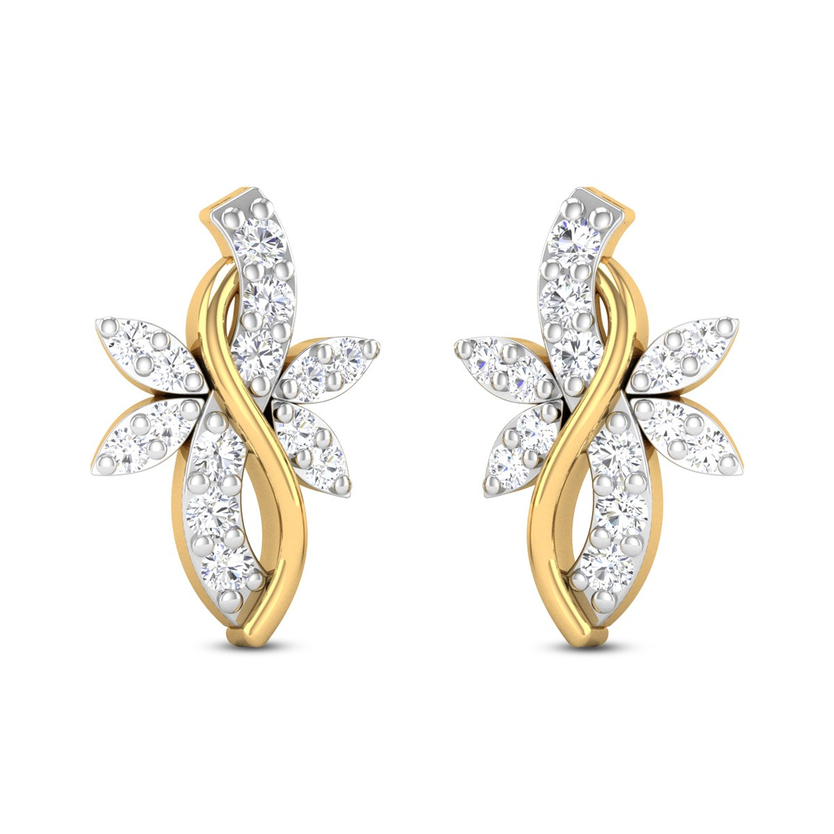 Willa Diamond Earrings
