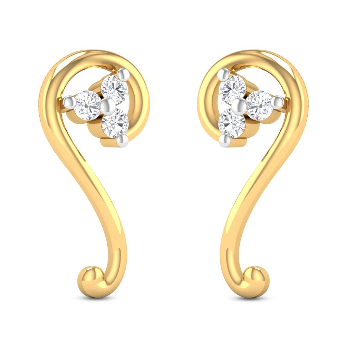Juliana Diamond Earrings